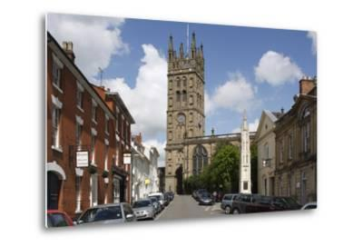 The Collegiate Church of St Mary, Warwick, Warwickshire, 2010-Peter Thompson-Metal Print