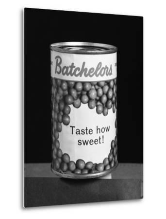 Batchelors Peas Tin, 1963-Michael Walters-Metal Print