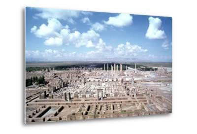 Panorama of the Ruins of Persepolis, Iran-Vivienne Sharp-Metal Print