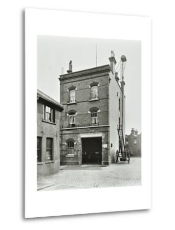 Blackheath Fire Station, Tranquil Vale, Blackheath, London, 1905--Metal Print