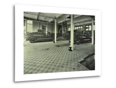 Dockhead Fire Station, No 8 Wolseley Street, Bermondsey, London, 1929--Metal Print