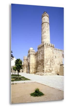 Ribat, Sousse, Tunisia-Vivienne Sharp-Metal Print