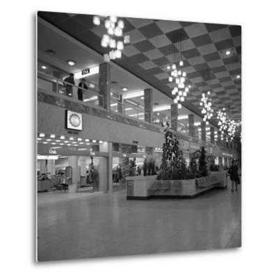 The New Arndale Shopping Centre in Doncaster, 1969-Michael Walters-Metal Print