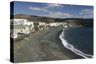 La Lajita, Fuerteventura, Canary Islands-Peter Thompson-Stretched Canvas Print