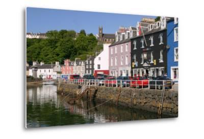 Tobermory, Isle of Mull, Argyll and Bute, Scotland-Peter Thompson-Metal Print