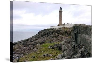Ardnamurchan Lighthouse, Highland, Scotland-Peter Thompson-Stretched Canvas Print
