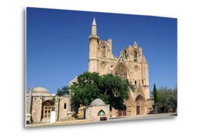 Lala Mustafa Pasha Mosque, Famagusta, North Cyprus-Peter Thompson-Metal Print