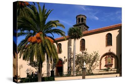 Church of Nuestra Senora De La Concepcion, La Laguna, Tenerife, Canary Islands, 2007-Peter Thompson-Stretched Canvas Print