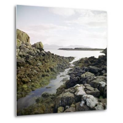 Canal Near the Promontory Fort at Ruadha a Dunain-CM Dixon-Metal Print