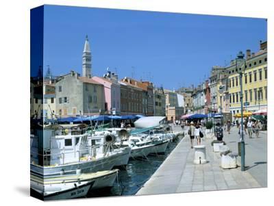Rovinj, Croatia-Peter Thompson-Stretched Canvas Print