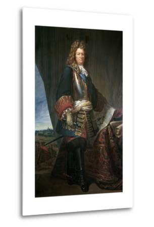 Sebastien Le Prestre De Vauban, Marshall of France. Ca. 1670--Metal Print
