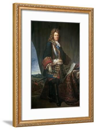 Sebastien Le Prestre De Vauban, Marshall of France. Ca. 1670--Framed Giclee Print