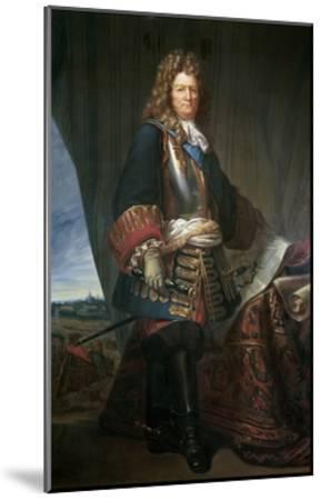 Sebastien Le Prestre De Vauban, Marshall of France. Ca. 1670--Mounted Giclee Print