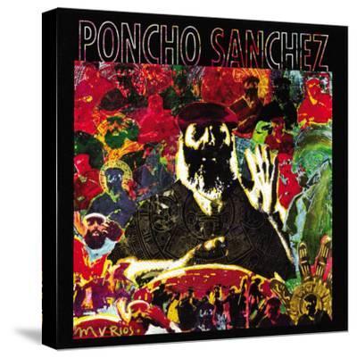 Poncho Sanchez - Latin Spirits--Stretched Canvas Print