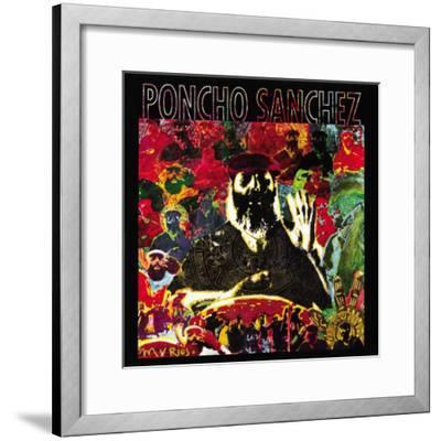 Poncho Sanchez - Latin Spirits--Framed Art Print