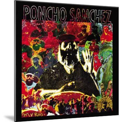 Poncho Sanchez - Latin Spirits--Mounted Art Print