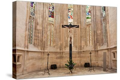 The Monastery of Batalha-saiko3p-Stretched Canvas Print