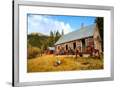 Old Abandoned House-bendicks-Framed Premium Photographic Print