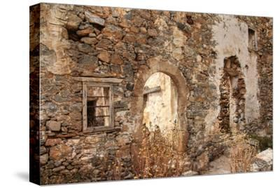 Abandoned Dwelling-Yue Lan-Stretched Canvas Print