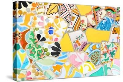 Barcelona Art-Tupungato-Stretched Canvas Print