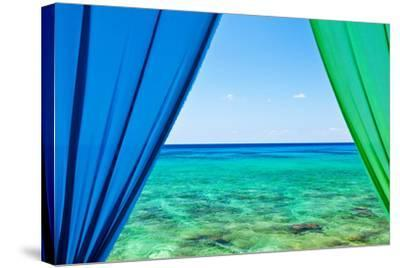 Cayman Islands-R. Peterkin-Stretched Canvas Print