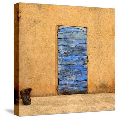 Lavender Door-Oleg Znamenskiy-Stretched Canvas Print