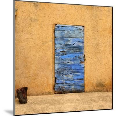 Lavender Door-Oleg Znamenskiy-Mounted Premium Photographic Print