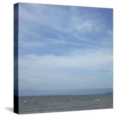 Seascape-mbudley-Stretched Canvas Print