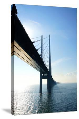 The Bridge-ultrakreativ-Stretched Canvas Print
