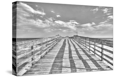 Myrtle Beach-ehrlif-Stretched Canvas Print