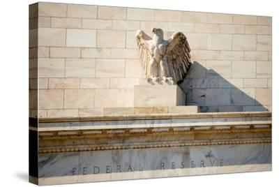 Federal Reserve Building-Tarch-Stretched Canvas Print