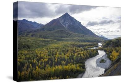 Far Away-Leieng-Stretched Canvas Print