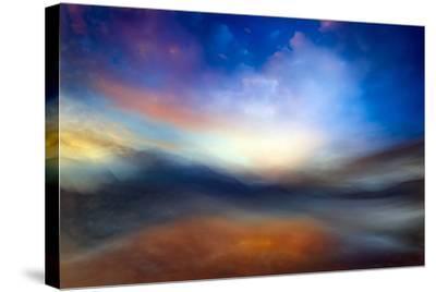 Slocan Lake 5-Ursula Abresch-Stretched Canvas Print