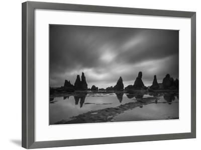 Yoshino Japan 4-Art Wolfe-Framed Photographic Print