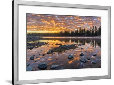 Yellowstone-Art Wolfe-Framed Photographic Print