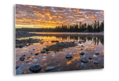 Yellowstone-Art Wolfe-Metal Print