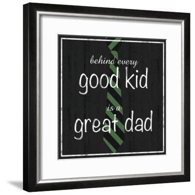 Great Dad-Lauren Gibbons-Framed Premium Giclee Print