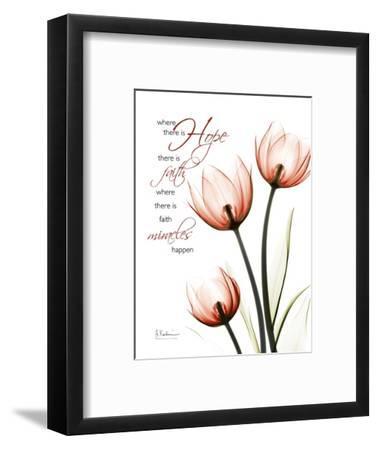 Tulip Hope-Albert Koetsier-Framed Art Print