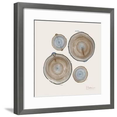 Tree Ring 18-Albert Koetsier-Framed Premium Giclee Print