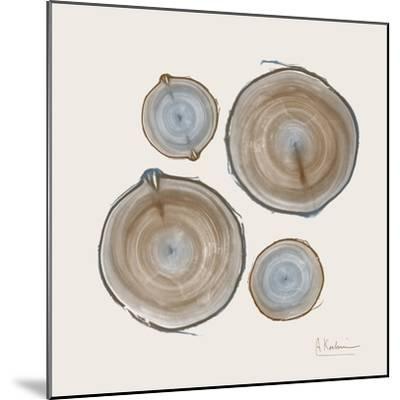 Tree Ring 18-Albert Koetsier-Mounted Premium Giclee Print
