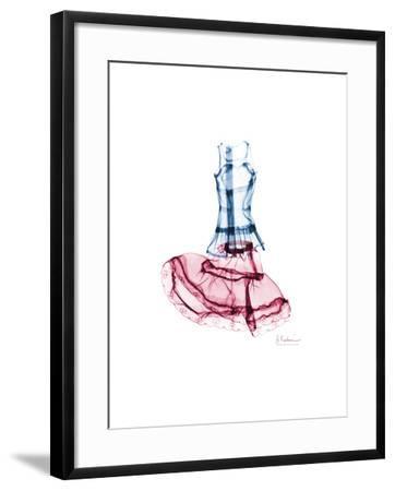 Skirt and Blouse II-Albert Koetsier-Framed Premium Giclee Print