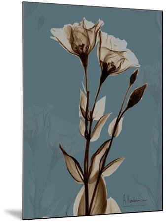 Deep Flora 2-Albert Koetsier-Mounted Premium Giclee Print