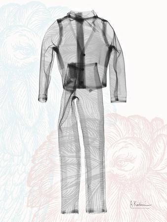 Not Casual-Albert Koetsier-Framed Premium Giclee Print