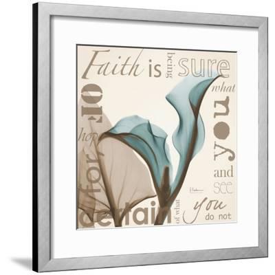 Calla Faith-Albert Koetsier-Framed Premium Giclee Print