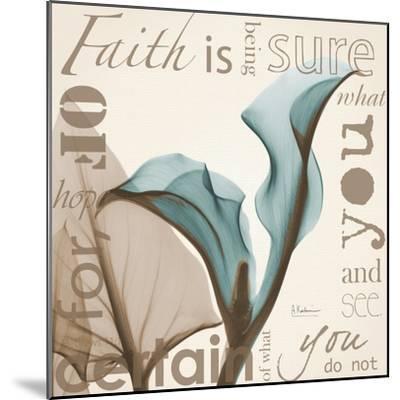 Calla Faith-Albert Koetsier-Mounted Premium Giclee Print