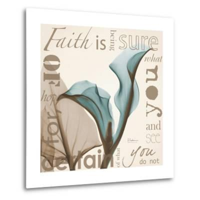 Calla Faith-Albert Koetsier-Metal Print