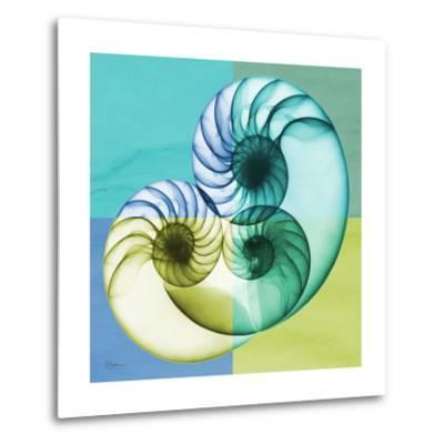 Aqua Filter 3-Albert Koetsier-Metal Print