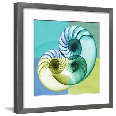 Aqua Filter 3-Albert Koetsier-Framed Premium Giclee Print