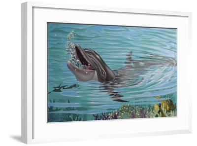 Come Play with Me-Apollo-Framed Giclee Print