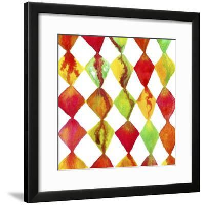 Dripping with Diamonds-Amy Vangsgard-Framed Giclee Print